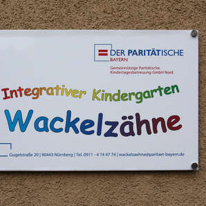 Integrativer Kindergarten Wackelzähne