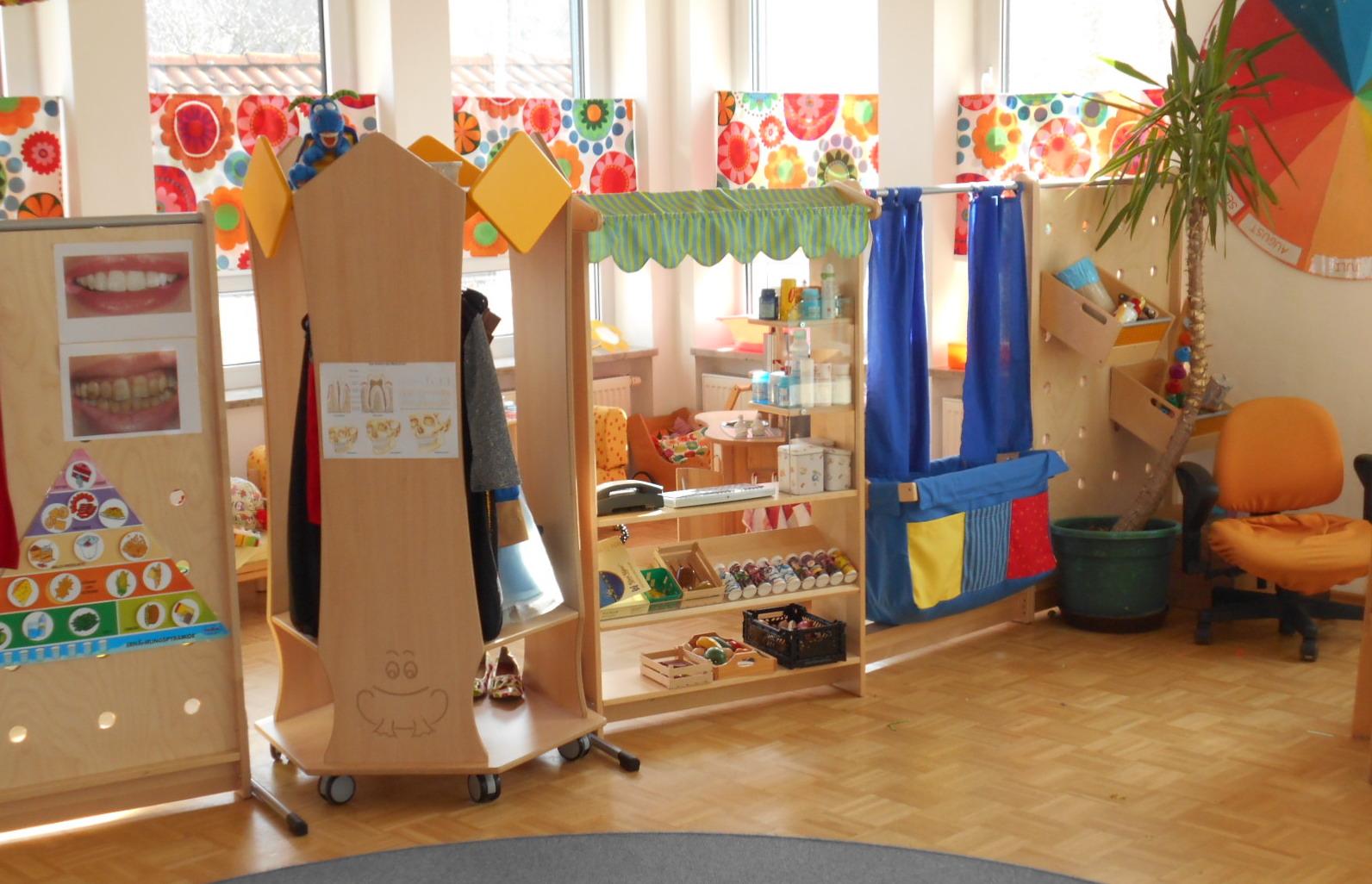 Kindergarten Burgmäuse Parikita