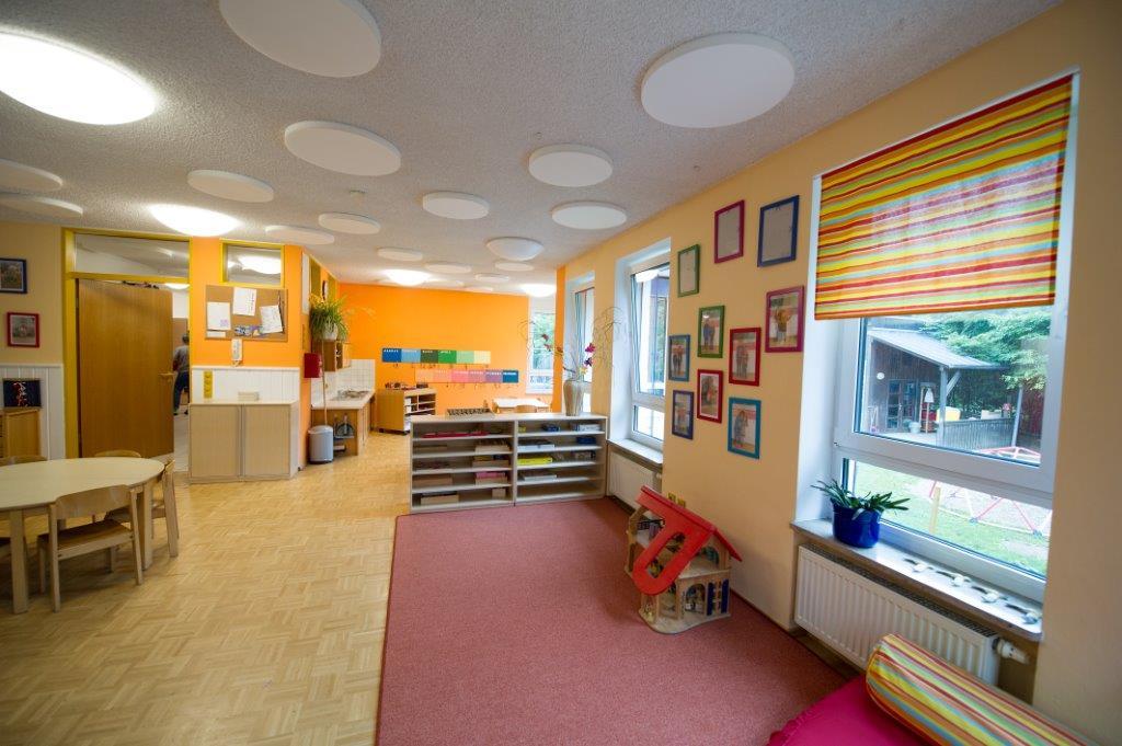 Kindergarten Burgmause 93049 Regensburg Paritatische Kita