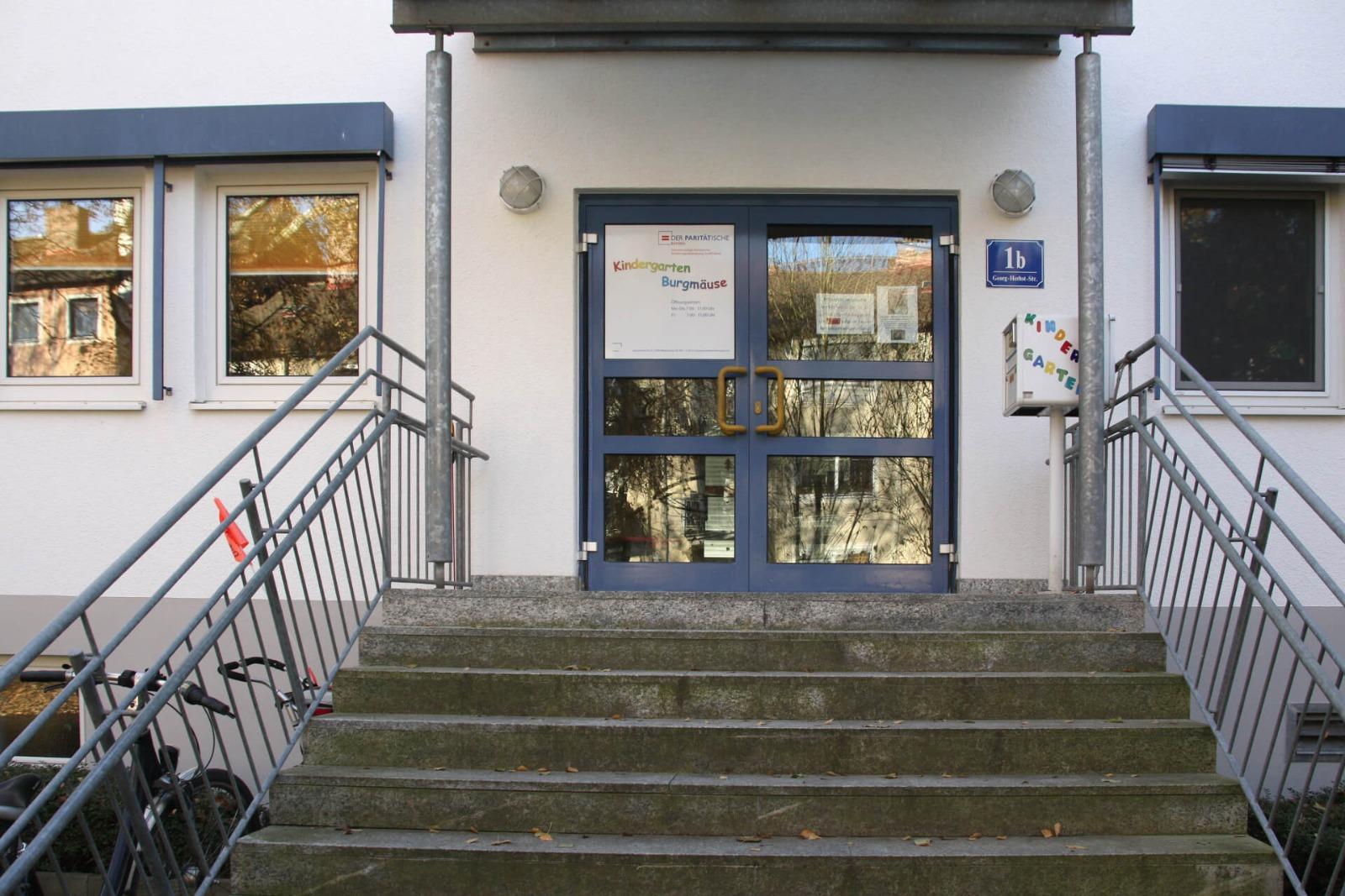 kindergarten burgm use 93049 regensburg parit tische kita